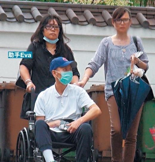 Bất mãn với gia đình, ngôi sao võ thuật Lưu Gia Huy đuổi con ra khỏi nhà