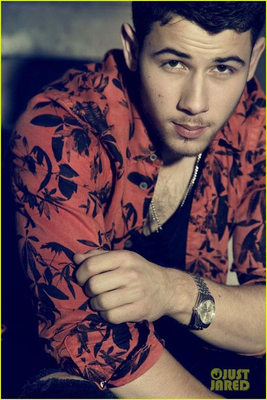 Nick Jonas không ngại đóng cảnh yêu đồng tính