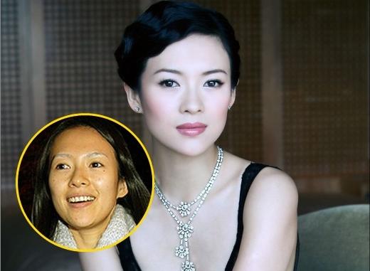Ngỡ ngàng với khuôn mặt không son phấn của mỹ nhân Hoa ngữ