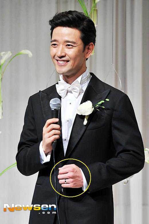 Khi sao Hàn kết hôn với 'thường dân'