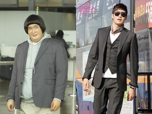 """Những màn """"vịt hóa thiên nga"""" trong phim Hàn"""