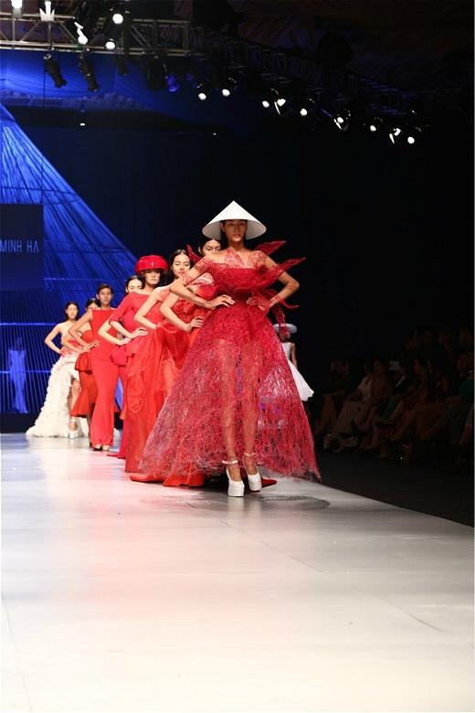 5 xu hướng hot tại Tuần lễ thời trang quốc tế Việt Nam