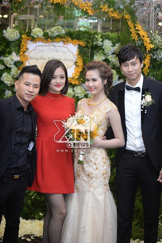 Chuyên gia trang điểm Hoàn Khang và Thùy Anh - Tin sao Viet - Tin tuc sao Viet - Scandal sao Viet - Tin tuc cua Sao - Tin cua Sao