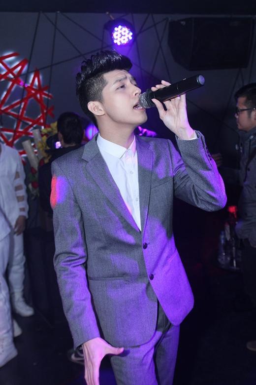 Noo Phước Thịnh mang đến những ca khúc sôi động - Tin sao Viet - Tin tuc sao Viet - Scandal sao Viet - Tin tuc cua Sao - Tin cua Sao