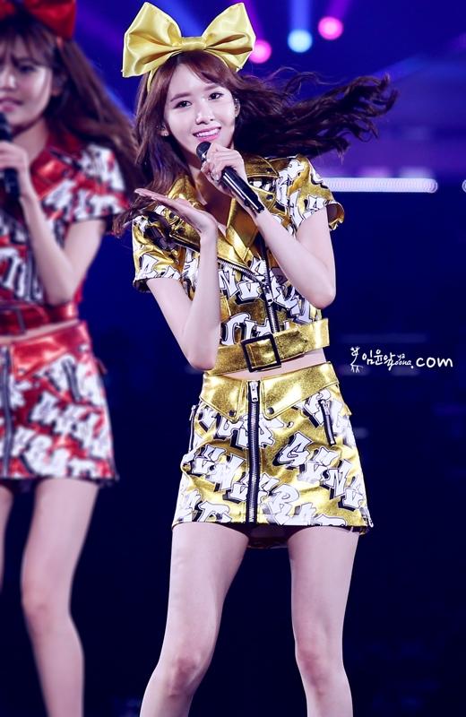 Cân nặng của Yoona bất ngờ gây chú ý
