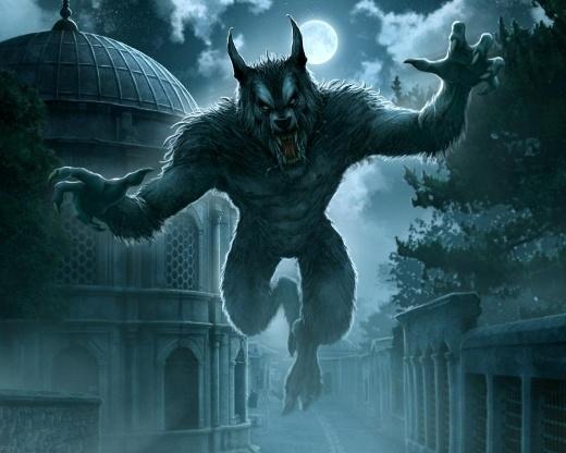Những giai thoại li kỳ về người sói trên thế giới