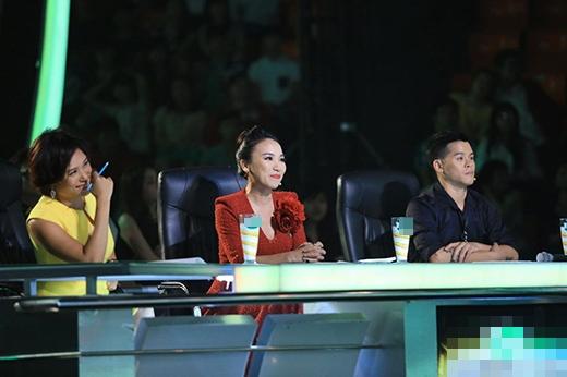 3 thành viên ban giám khảo