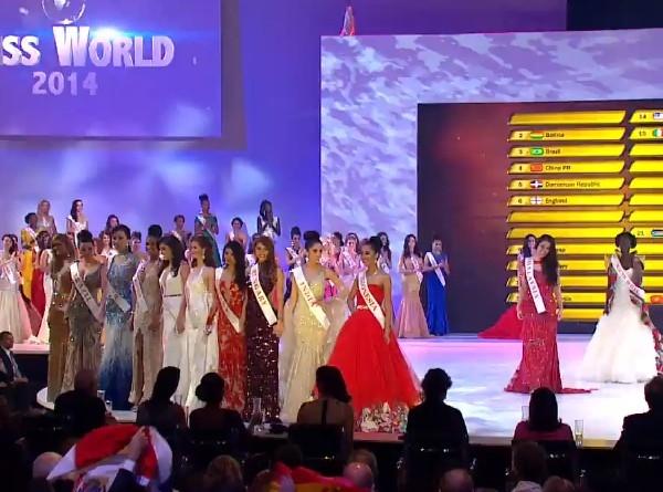 Nam Phi đăng quang, Nguyễn Thị Loan lọt Top 25 Miss World 2014 - Tin sao Viet - Tin tuc sao Viet - Scandal sao Viet - Tin tuc cua Sao - Tin cua Sao