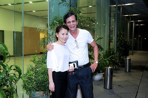 Hai bố mẹ Hồ Ngọc Hà rất tình cảm với nhau - Tin sao Viet - Tin tuc sao Viet - Scandal sao Viet - Tin tuc cua Sao - Tin cua Sao