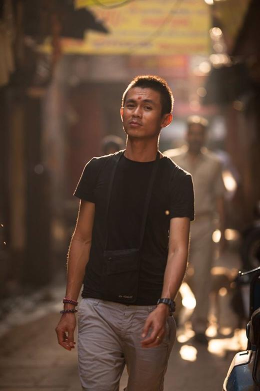 Nhiếp ảnh gia Tâm Bùi