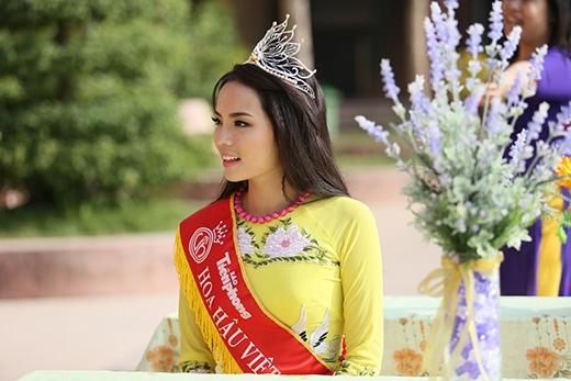 Hoa hậu Kỳ Duyên rạng rỡ trong nắng sớm - Tin sao Viet - Tin tuc sao Viet - Scandal sao Viet - Tin tuc cua Sao - Tin cua Sao