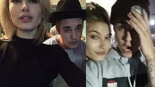Justin Bieber phủ nhận hẹn hò với mẫu trẻ Hailey Baldwin