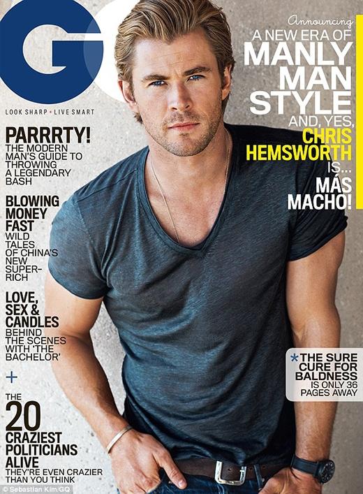 Chris Hemsworth không ủng hộ em trai quen với Miley Cyrus