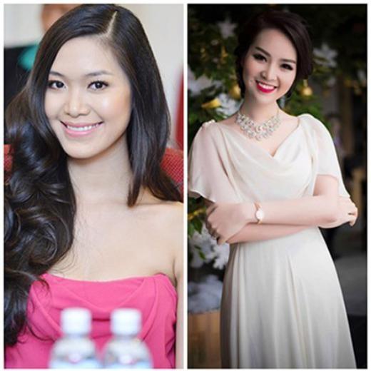 Hoa hậu Việt Nam 2008 Thùy Dung và Á hậu Thụy Vân - Tin sao Viet - Tin tuc sao Viet - Scandal sao Viet - Tin tuc cua Sao - Tin cua Sao
