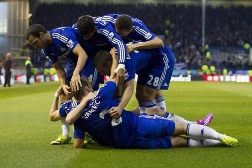 Hàng công Chelsea chơi hiệu quả nhất ở vòng bảng Champions League.