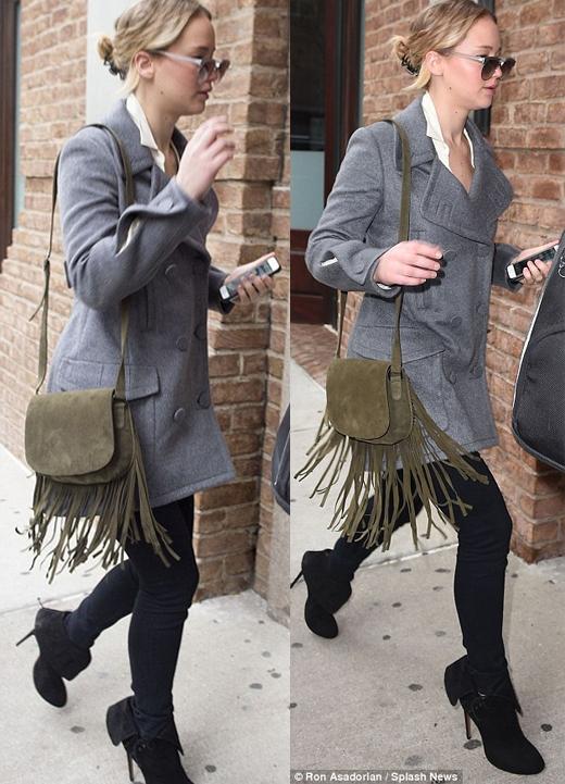 Jennifer Lawrence khuynh đảo Google năm 2014