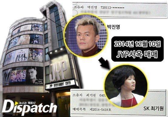 Trụ sở chính của JYP Enterainment chính thức được bán