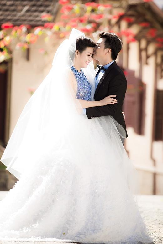 Lê Khánh bất ngờ tung hình cưới đẹp lung linh - Tin sao Viet - Tin tuc sao Viet - Scandal sao Viet - Tin tuc cua Sao - Tin cua Sao