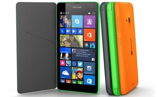 Microsoft Lumia 535, cột mốc của 1 đế chế mới