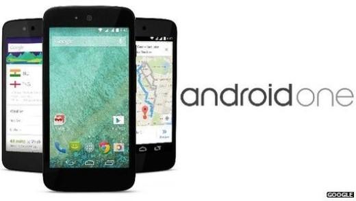 Google và dự án Android One