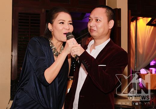 Thu Minh cùng nhạc sĩ Nguyễn Hải Phong - Tin sao Viet - Tin tuc sao Viet - Scandal sao Viet - Tin tuc cua Sao - Tin cua Sao