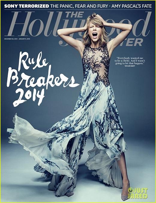 Taylor Swift lập kỉ lục mới trên Billboard