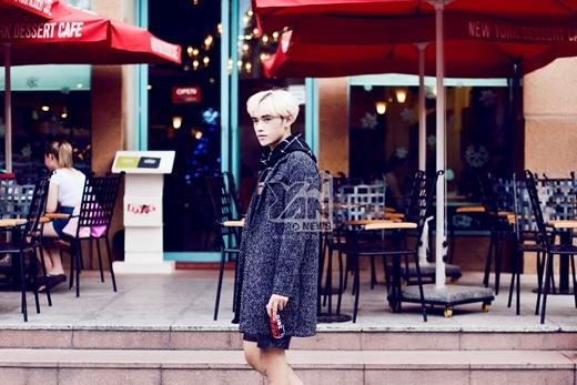 Xuống phố mùa đông cực chất cùng fashionisto Dương Minh Tuấn