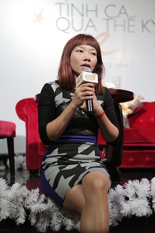 Trần Thu Hà: Khán giả Việt tiếp thu âm nhạc rất chậm... - Tin sao Viet - Tin tuc sao Viet - Scandal sao Viet - Tin tuc cua Sao - Tin cua Sao