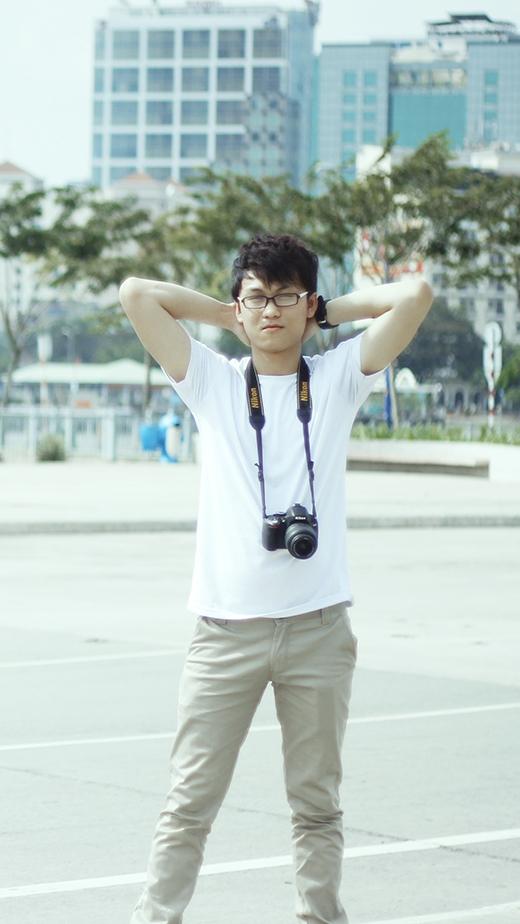Huỳnh Thái Ngọc - Cha đẻ của cơn sốt Thỏ bảy màu đang chiếm trọn tình cảm của cộng đồng mạng