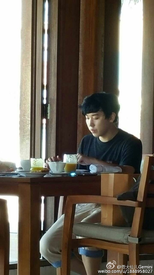 Lộ hình ảnh hưởng tuần trăng mật của vợ chồng Sungmin