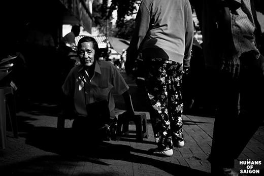 Ảnh được chụp đường Phan Bội Châu - Quận 1