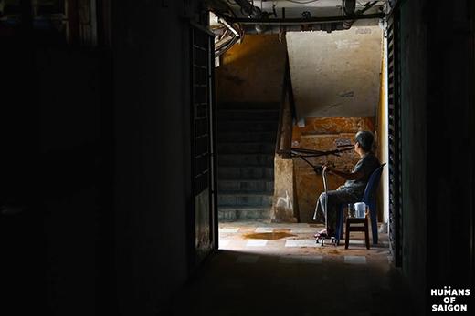 Ảnh được chụp tại cư xá Thanh Đa - Quận Bình Thạnh