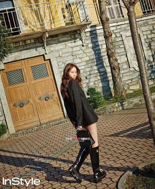 Krystal 'trải lòng' về sự cô đơn