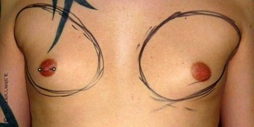 Đàn ông cũng có ham muốn nâng ngực.