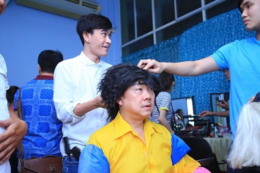 Hoài Linh trở thành chuyên viên tư vấn giảm cân - Tin sao Viet - Tin tuc sao Viet - Scandal sao Viet - Tin tuc cua Sao - Tin cua Sao