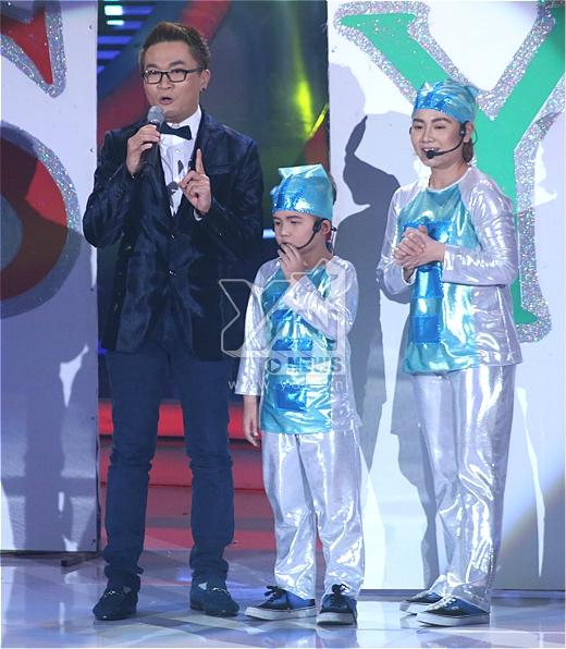 Giải cặp thí sinh nỗ lực nhất thuộc về Gia Huy và Thu Phượng.