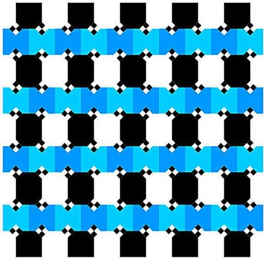 Những đường màu xanh liệu có song song?