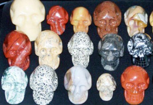 Những chiếc sọ người được phát hiện vào thế kỷ 20