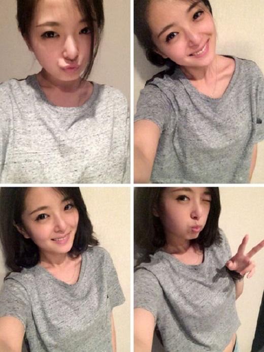 Hiện tại cô đang sống ở Bắc Kinh, Trung Quốc