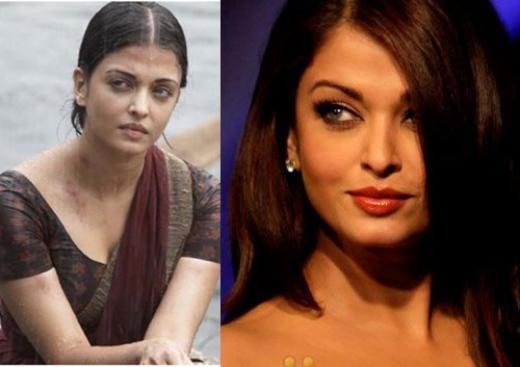 Hoa hậu của các hoa hậu trong suốt 50 năm qua Aishwarya Rai kém sắc khi để mặt mộc