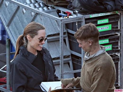 Angelina Jolie với vai trò đạo diễn của Unbroken