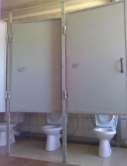 Tác dụng của những chiếc cửa này là gì?