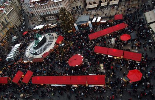 Những thành phố đón Giáng sinh hoành tráng nhất thế giới