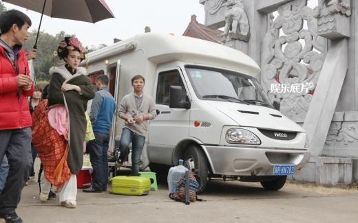 Một ngày trên phim trường Võ Tắc Thiên của Phạm Băng Băng