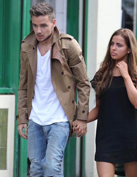 Fan hối thúc Liam (One Direction ) cầu hôn bạn gái