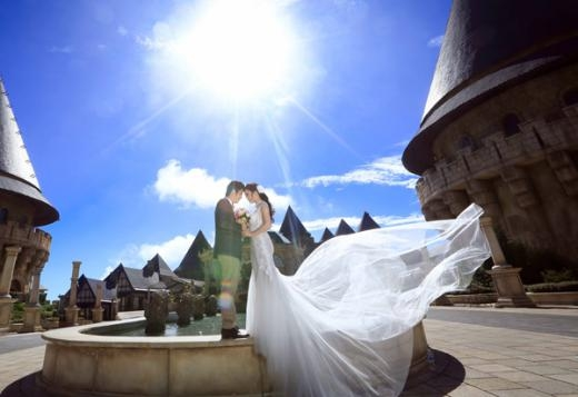 Ảnh cưới lãng mạn của Nhật Kim Anh - Tin sao Viet - Tin tuc sao Viet - Scandal sao Viet - Tin tuc cua Sao - Tin cua Sao