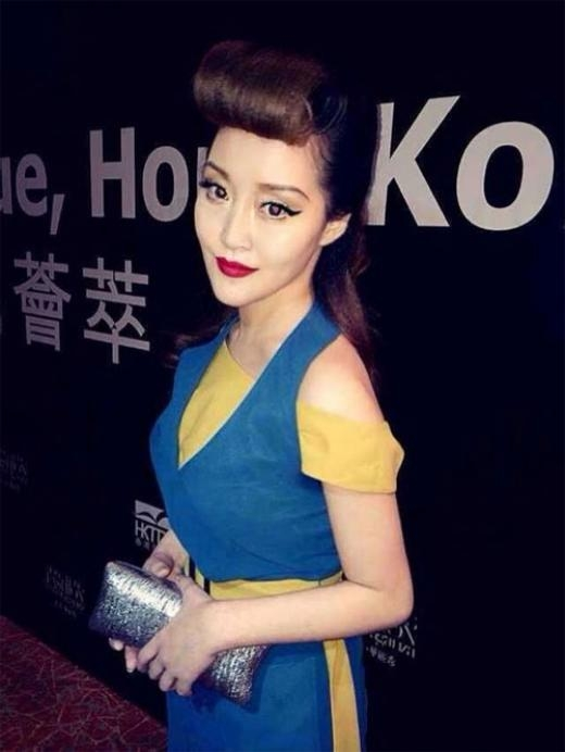 Ca sĩ Trung Quốc Từ Hải Tinh...