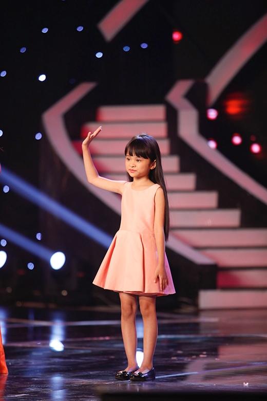 Cô bé với giọng hát trong trẻo Minh Thư - Tin sao Viet - Tin tuc sao Viet - Scandal sao Viet - Tin tuc cua Sao - Tin cua Sao