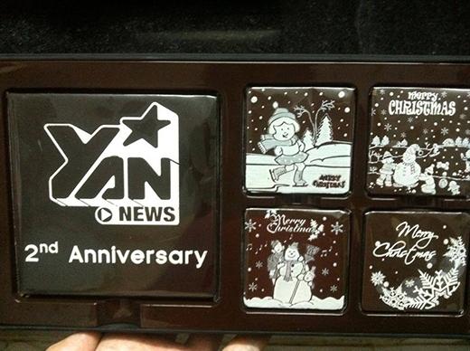 Cận cảnh phần quà dễ thương đến từ Chocolate Graphics - Tin sao Viet - Tin tuc sao Viet - Scandal sao Viet - Tin tuc cua Sao - Tin cua Sao