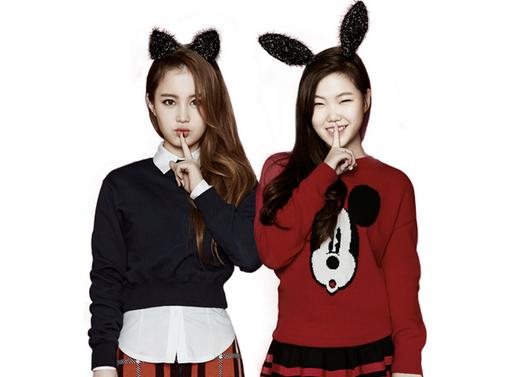 """Những màn """"kết đôi"""" ấn tượng nhất Kpop năm 2014"""